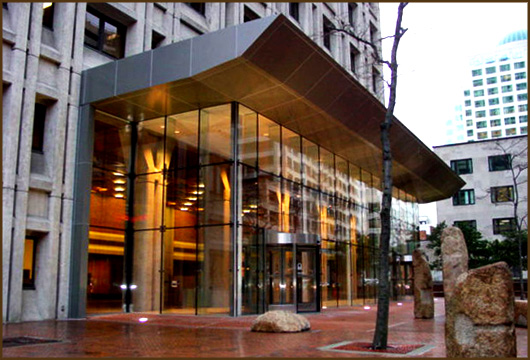 Jackson Court House - Seattle - Shatter resistant film