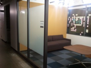 Frost Dry Erase - Meeting Rooms in Microsoft