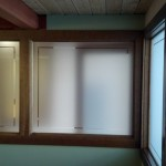 Privacy Film Etched Glass Look - 3M Dusted Crystal