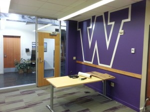 UW Tacoma - Wall Graphic