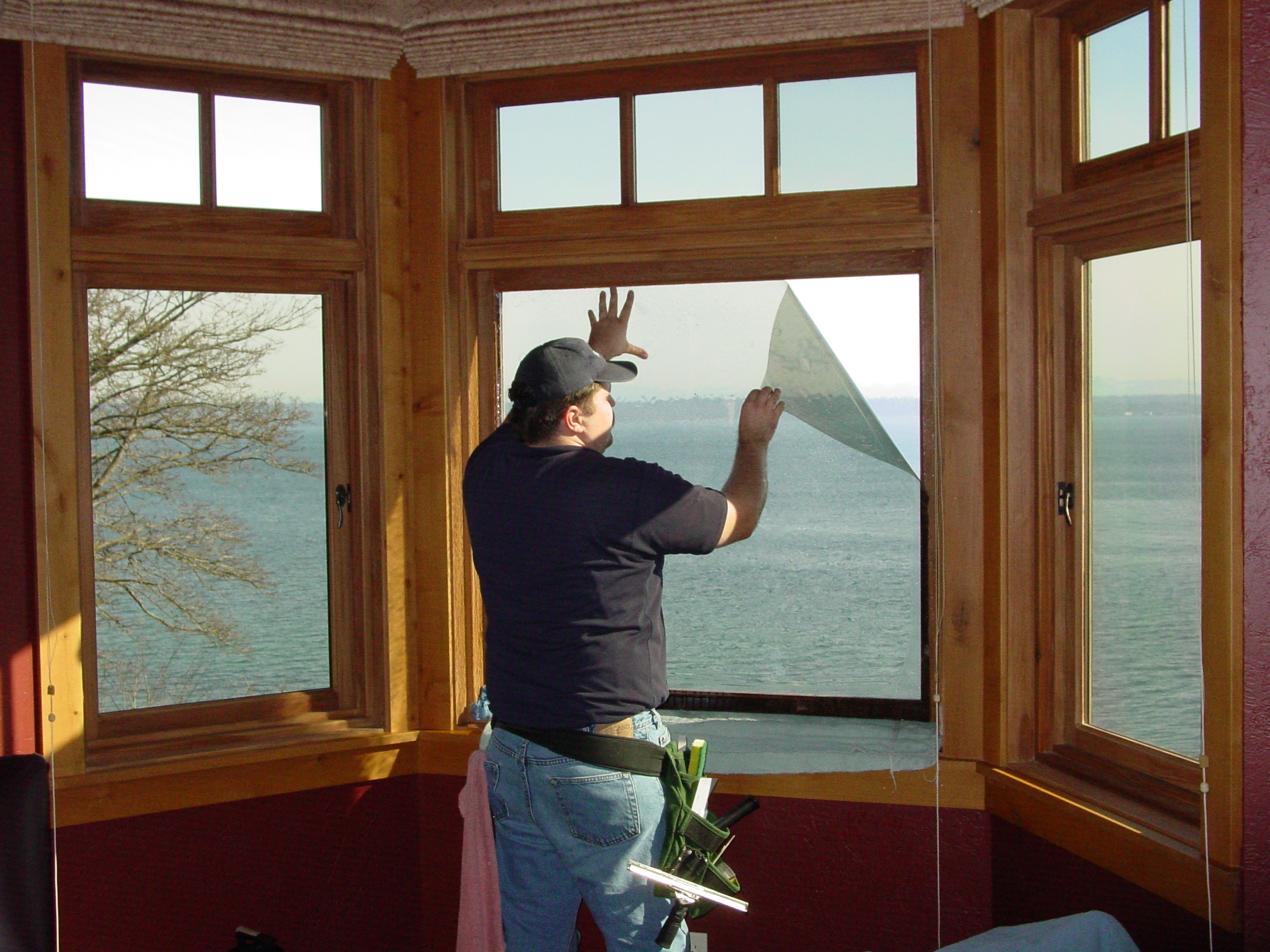 Preserve Your View Protect Investment Virtualy Invisable Window Films